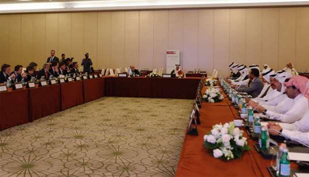 Qatar-Argentina roundtable conference