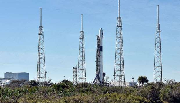 SpaceX to Try again to Launch U.S. Satellite in Security Mission