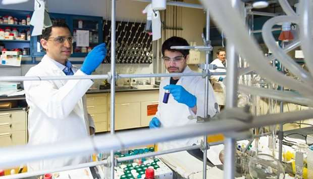 Tamuq research projects