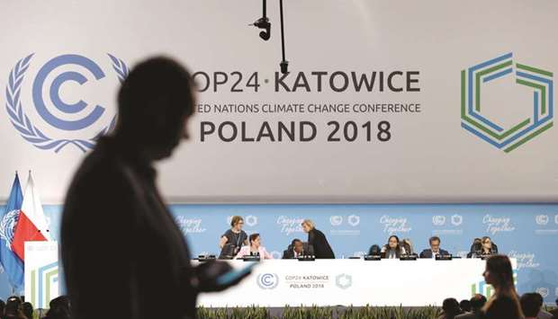 Nations pressed to tackle 'urgent' climate threats