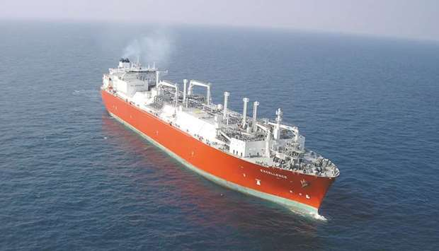 Excelerate_FSRU with its LNG cargo on its debut voyage to Bangladesh