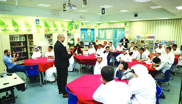 The workshops came as part of the ongoing fourth edition of the 'Future's Writers'.
