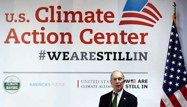 US climate action