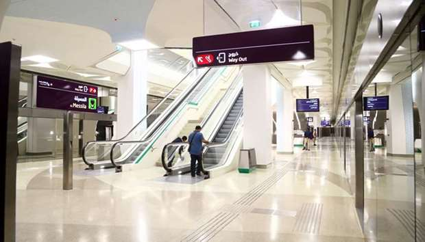 Doha Metro launches Green Line