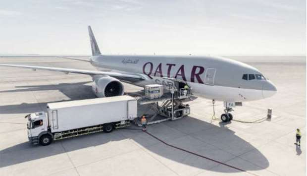 Award-winning Qatar Airways Cargo has made substantial investment in its operations at Doha hub and