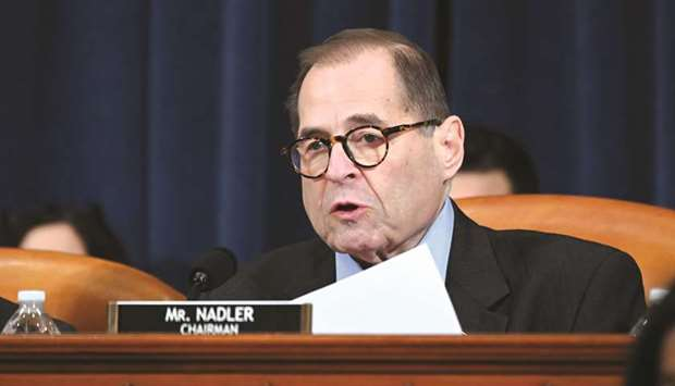 Nadler: The House will act expeditiously.