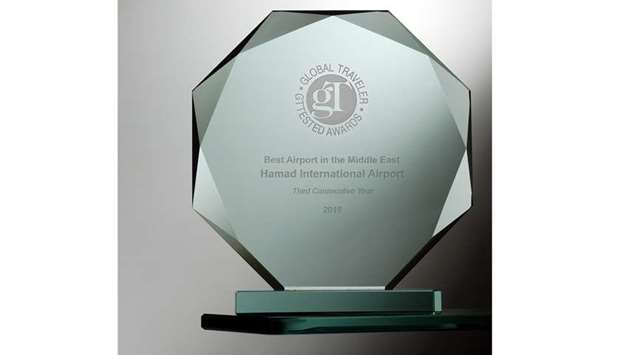 "The Global Traveler's awards are ""highly sought after and respected as an unbiased reflection of the"