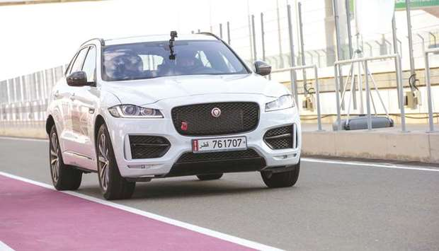 Alfardan Premier Motors takes part in Ladies Test Drive Open Day