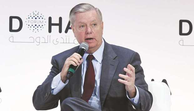 Senator lauds Qatar's support for US military