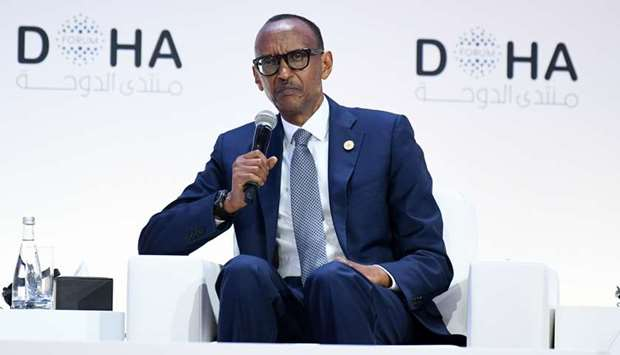 Western prescriptions don't suit all: Kagame