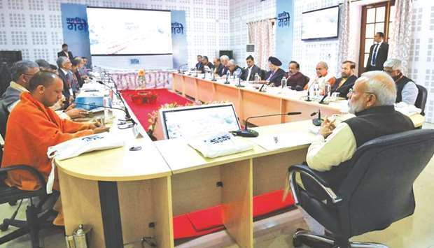 PM chairs first National Ganga Council meeting