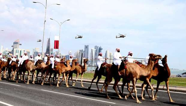 Qatar all set to hold National Day festivities