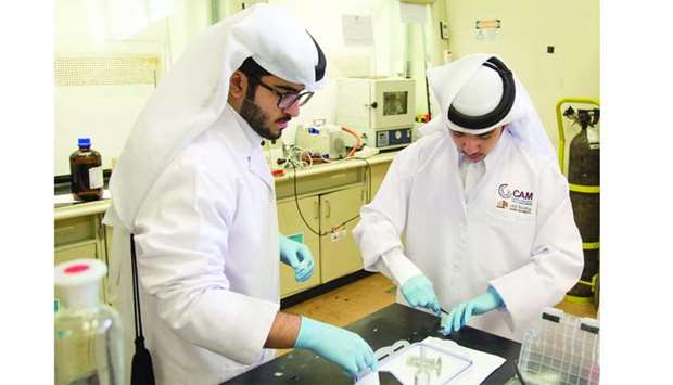 QU's Al-Bairaq programme is one of the nominated projects in the Cultivating Curiosity category