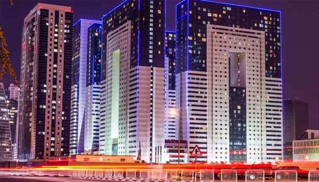 Qatar's real estate sector has gained from the remarkable growth and development of the country's to