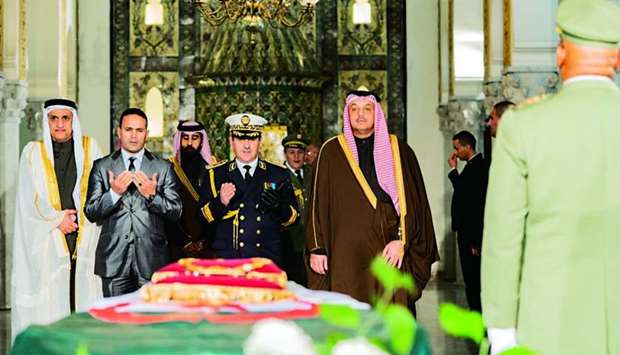 Defence minister offers condolences on death of Algerian chief of staff