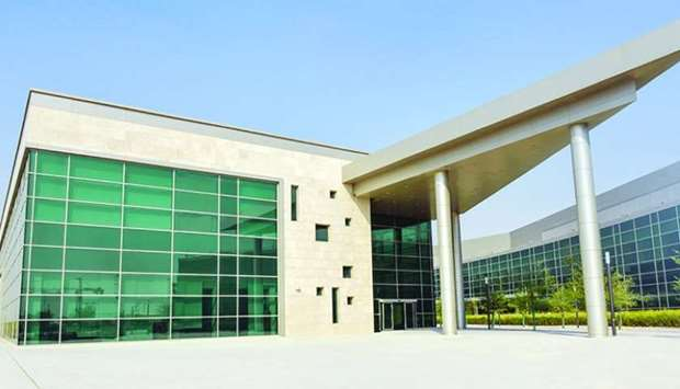HBKU Researchery where QCRI is stationed.