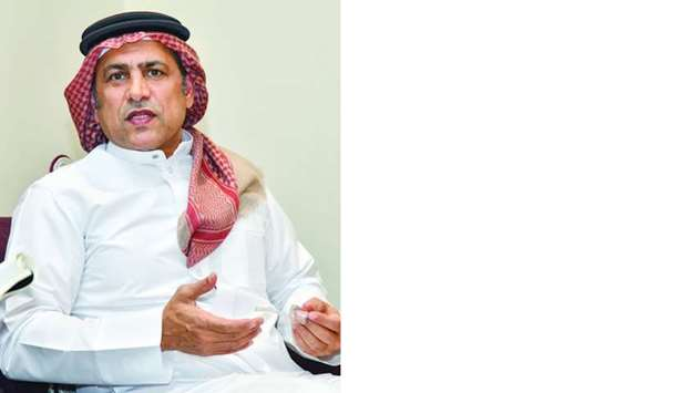 HSBC Qatar chief executive officer Abdul Hakeem Mostafawi in an interview with Gulf Times.