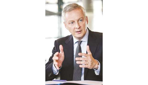 Le Maire: Determined.