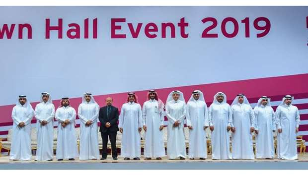 """Qatargas' """"achievements in 2019 and its strong performance"""" in a wide range of areas were highlighte"""