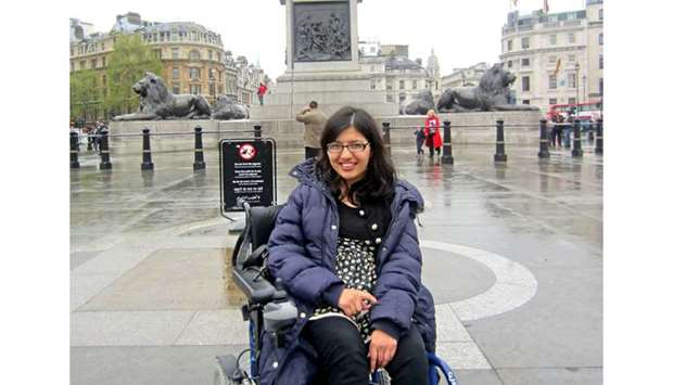 Abia Akram works with Special Talent Exchange Programme, an NGO in Pakistan, and runs a forum for wo