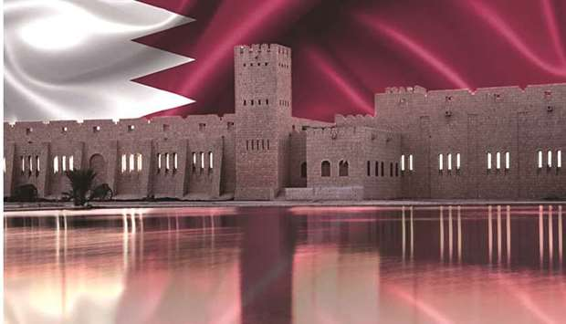 On December 18 (3pm to 5pm) and 19 (10.30am to 12noon, 3pm to 5pm) there is a Qatari Heritage Sectio