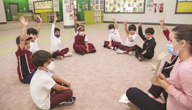QF schools offer children a unique learning experience