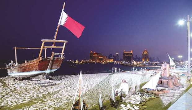 Snapshots from the Katara Traditional Dhow Festival. PICTURES: Thajudheen and supplies images