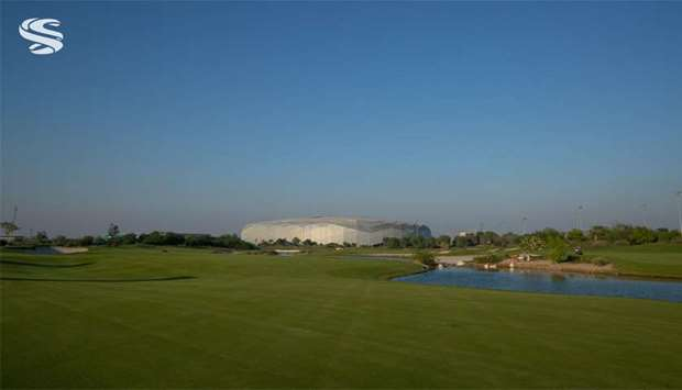 Fans will be greeted by vast green spaces, state-of-the-art amenities at Education City Stadium