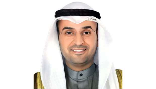 Secretary-General of the Cooperation Council for the Arab States of the Gulf Dr. Nayef Falah Mubarak