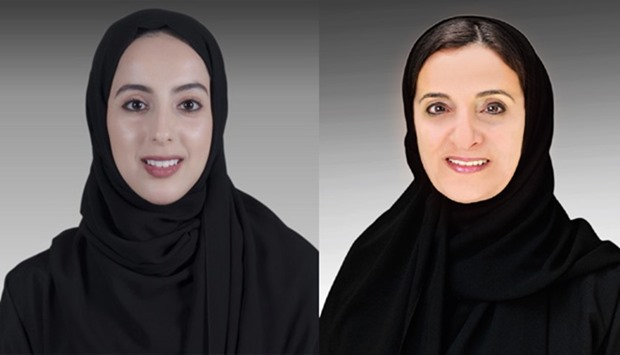 Shamma al-Mazroui appointed state minister for youth and Lubna al-Qassimi appointed  state minister