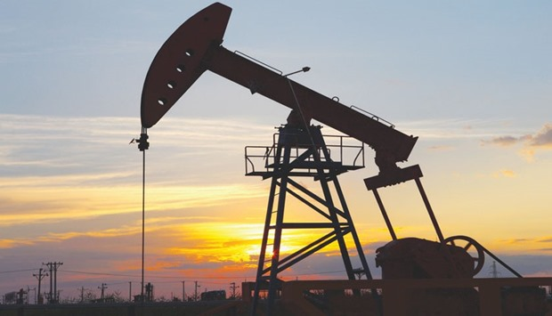 New York crude is seen reaching $46 a barrel during the fourth quarter, while Brent in London will t