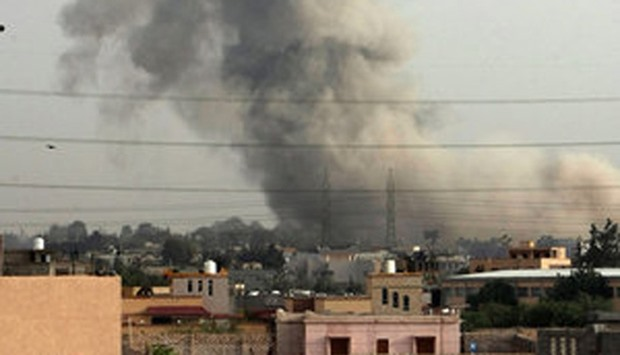 Deadly air strike hits hospital in east Libya