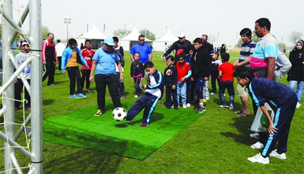 A variety of activities have been lined up for the occasion, including those for kids.