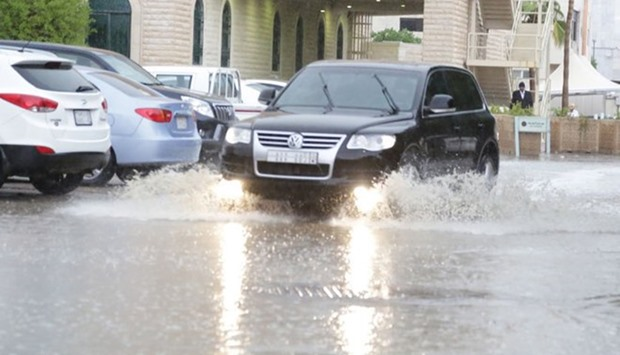 Heavy rains have lashed Saudi Arabia for several days, causing severe flash floods throughout the ki