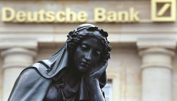Deutsche Bank needs strategy turn as goals unrealistic