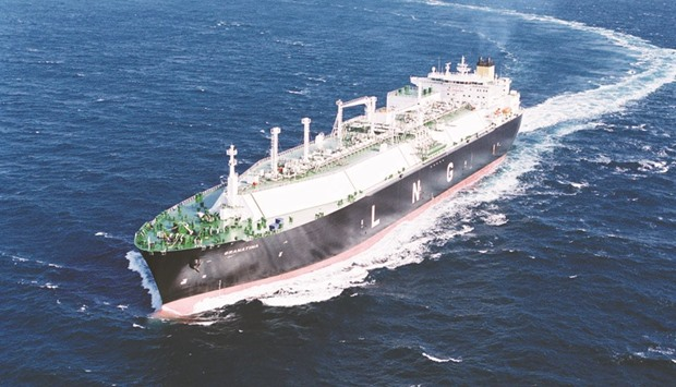 Global LNG demand reaches 265mt …China and India are driving the demand rise