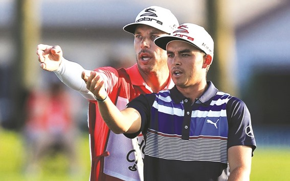 Wesley Bryan Tied For The Lead At The Honda Classic