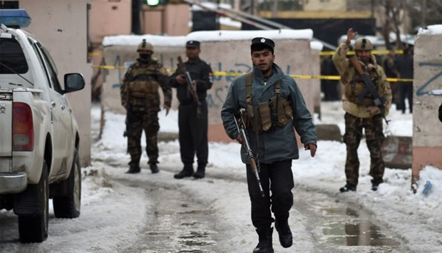 Gunmen kill 6 Red Cross staffers in northern Afghanistan; 2 others missing
