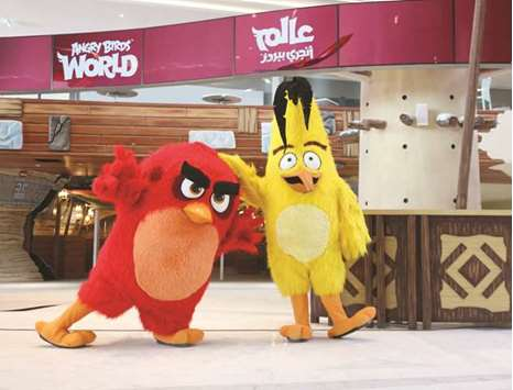 In a global first, Angry Birds World theme park slated to open at DHFC