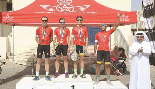 Wasiak tops sixth leg of Royal Air Maroc League