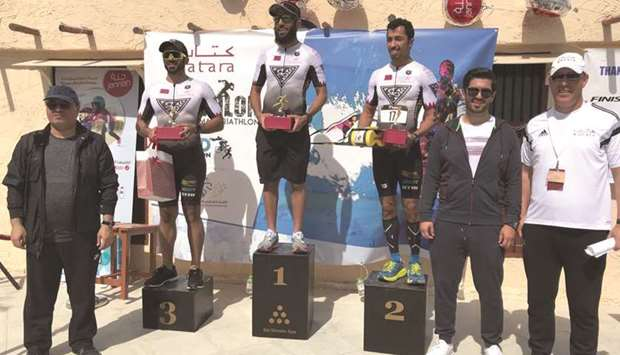 Second edition of Katara Aquathlon held on NSD