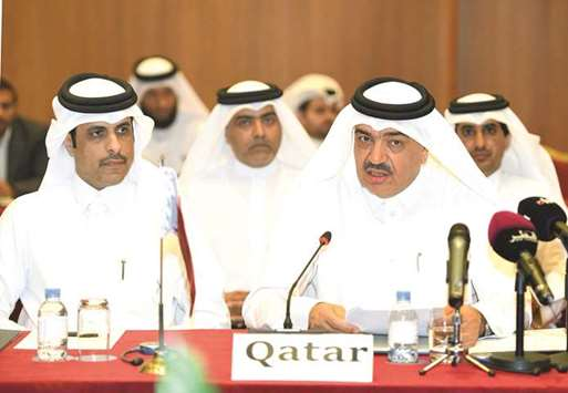 Executive Council of Global Dryland Alliance meets in Doha