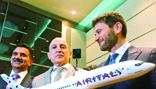Meridiana Rebrands As Air Italy To Tackle Alitalia