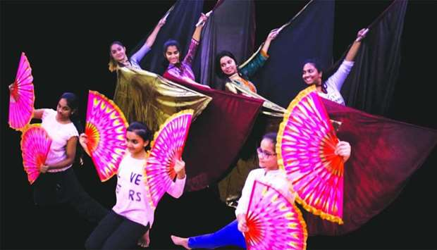 Qatar's Best Talents to feature a series of performances.