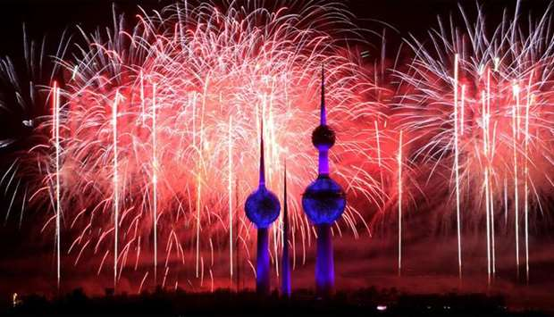Kuwait celebrates 57th National Day