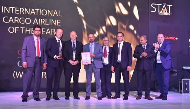 International Cargo Airline of the Year award
