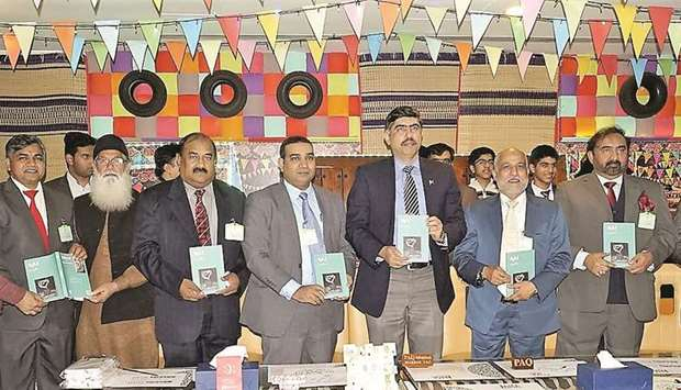 Two Urdu poetry books launched