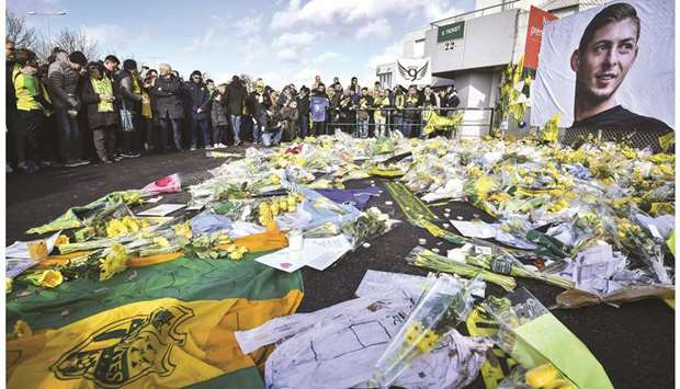 FC Nantes supporters