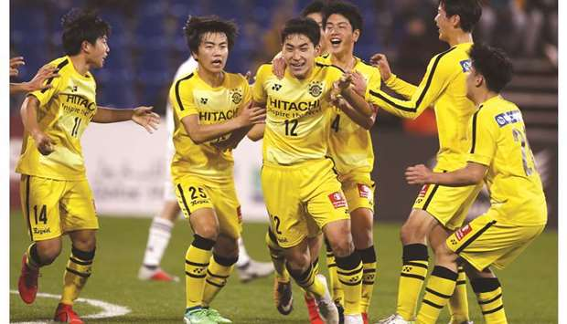 Kashiwa Reysol players