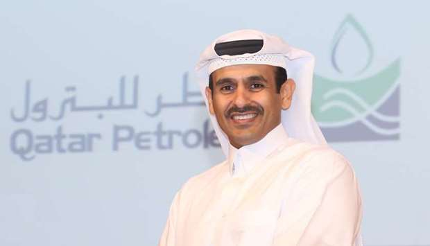 HE Saad Sherida Al-Kaabi, the Minister of State for Energy Affairs and President & CEO of Qatar Petr